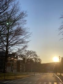 Sunset Dartmouth