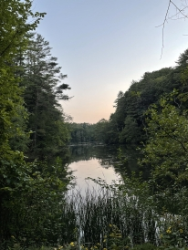 Dartmouth lake