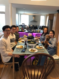 Easter with the Chows!