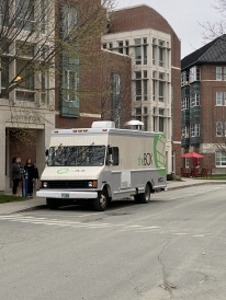 TheBox, a food truck