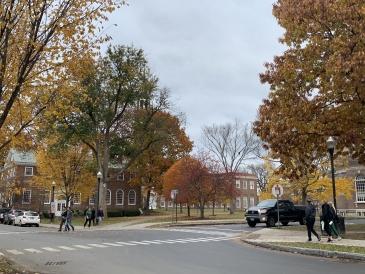 Dartmouth in the Fall