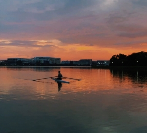 Single Sculler in Singapore