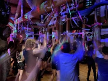 lodge prom: KD sisters