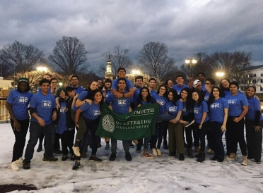 National Questbridge Day at Dartmouth