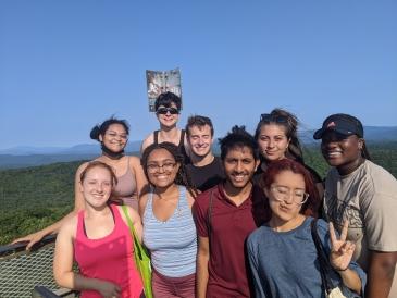 FYSEP Summer Session Hiking Trip!