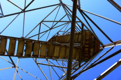Gile firetower