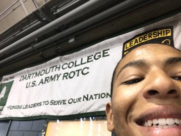 ROTC Practice!