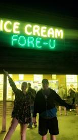 Ice Cream Fore-U