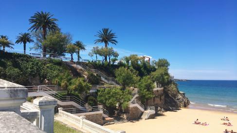 Views from Santander
