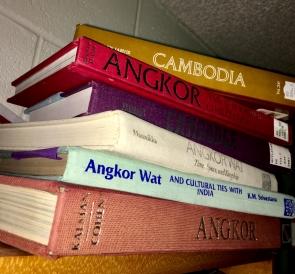 Angkor Wat Books