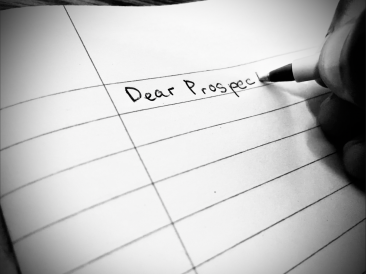 Dear Prospective Student