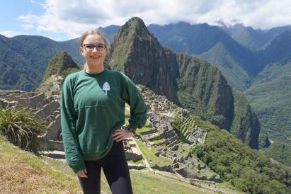 Isabel Machu Picchu