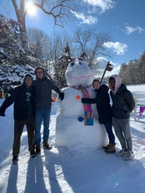 Gotta Love Snowmen