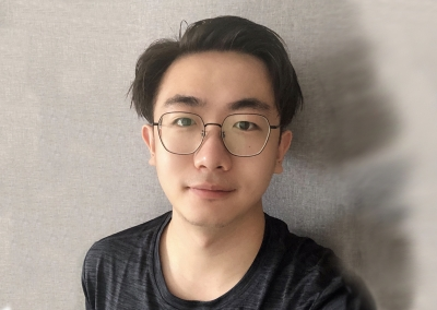 A photo of Chnran Zhang '23