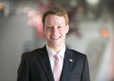 A photo of Michael Harteveldt '19
