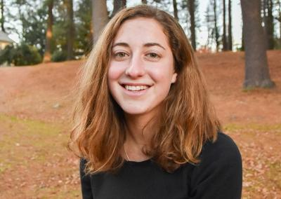A photo of Sophie Basescu '21