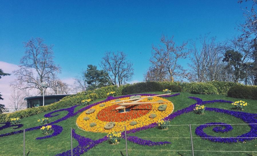 ARC Geneva Flower Clock