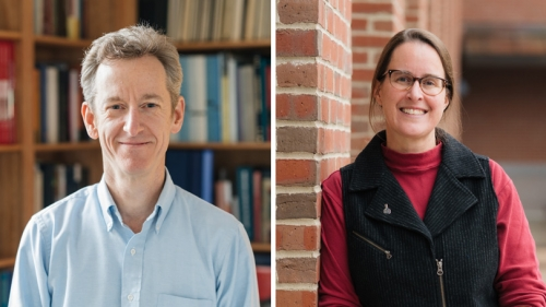 Professor Robert Caldwell and Professor Kathryn Cottingham are new fellows of the American Association for the Advancement of Science.