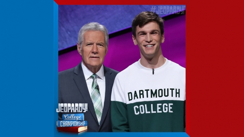 Eric Thorpe '18 on Jeopardy!