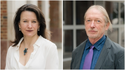 History professors Cecilia Gaposchkin and Walter Simons have been elected fellows of the Medieval Academy of America, the organization's highest honor.