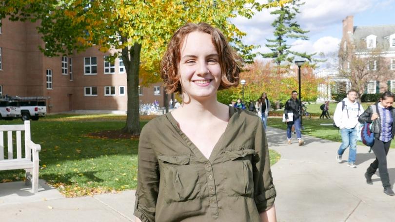 Stamps Scholar Maggie Baird '18