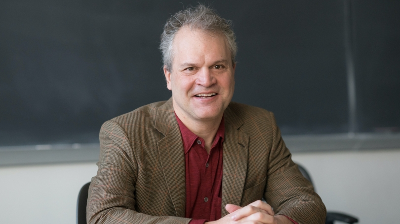Russell Muirhead, the Robert Clements Professor of Democracy and Politics