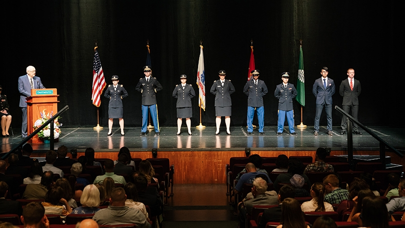 Military Commissioning