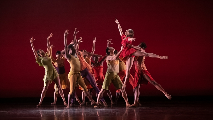 Dance Theatre of Harlem is partnering with the Hopkins Center to create a ballet work and explore the power of the arts to effect social change.
