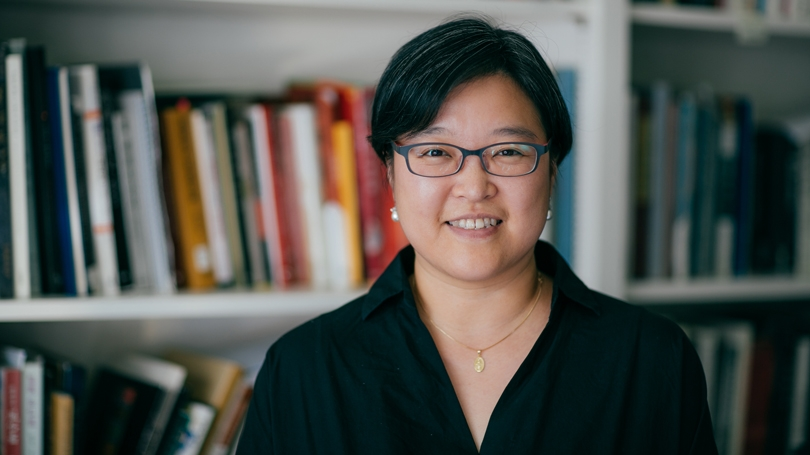 Assistant Professor of Art History Sunglim Kim
