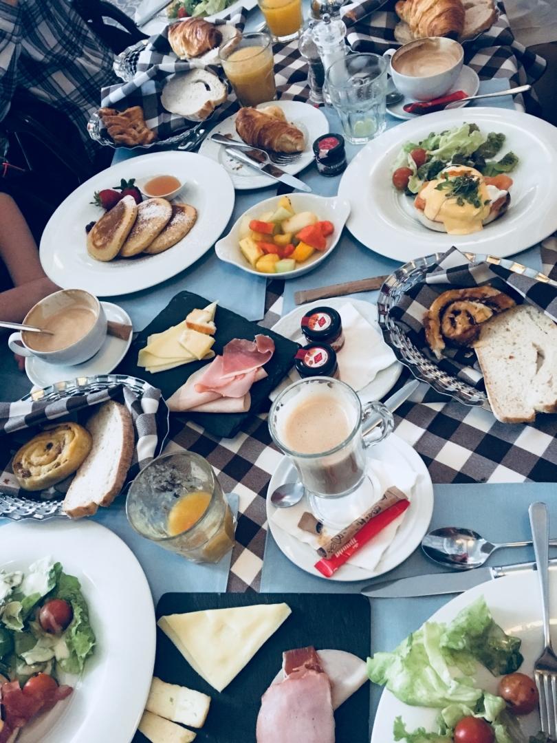 All weekend we ate incredible, fresh Portuguese food.