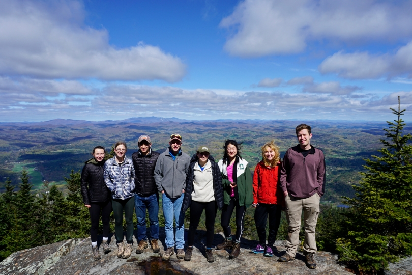 Ascutney group photo