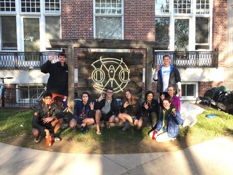 My Freshman Year Trips Group!