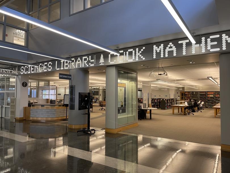 sydney wuu inside library