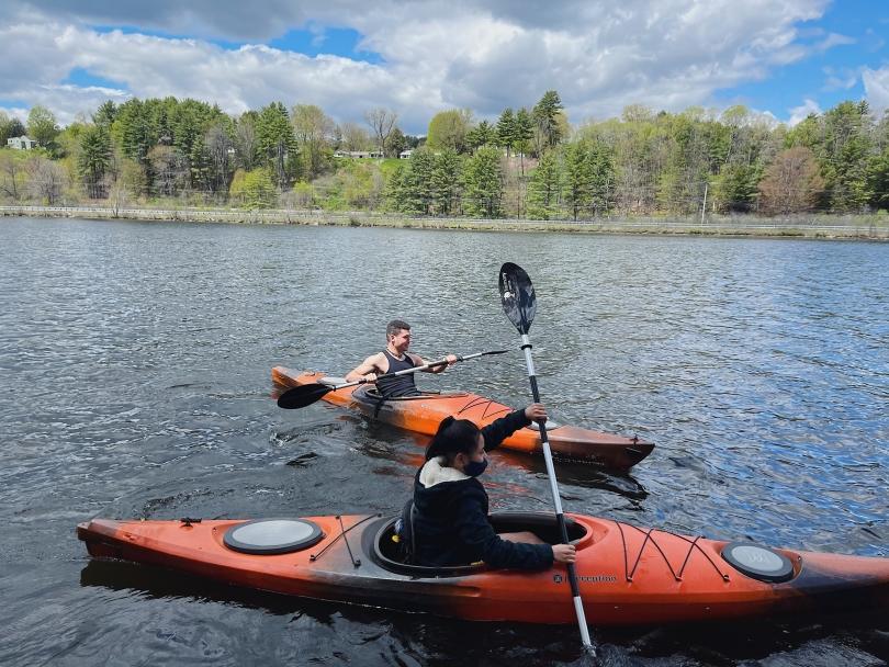 sydney wuu paddling