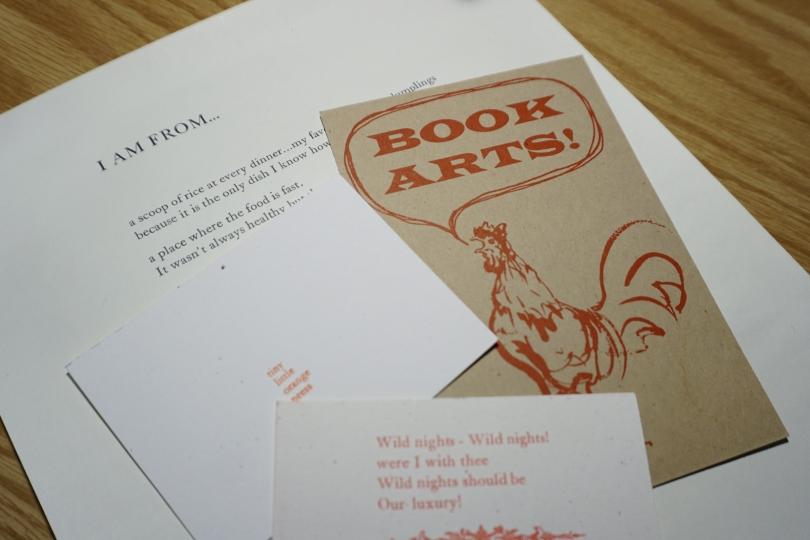 Isabel's Book Arts items