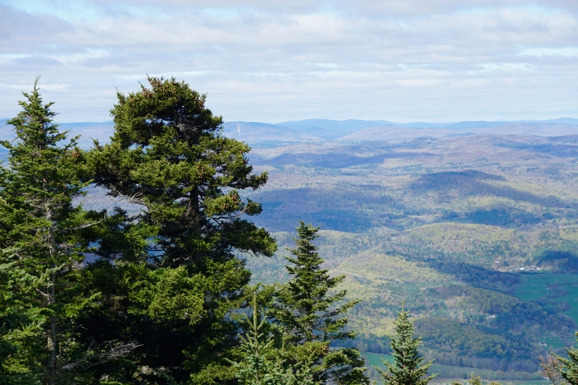 View from Ascutney summit