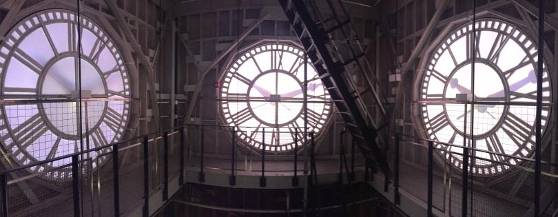 Baker clock tower