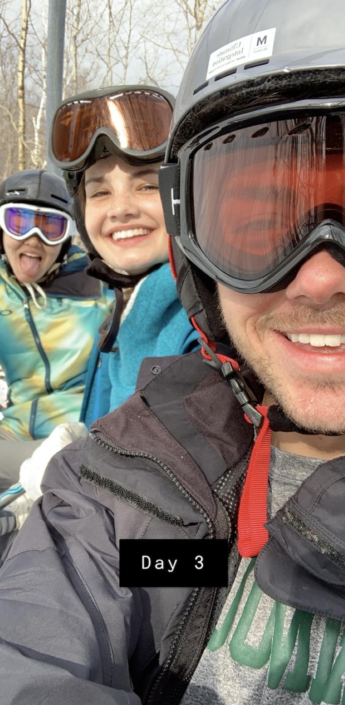 Ski Lift Ellis