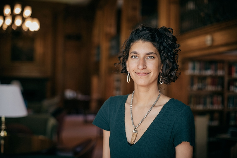 Maria Rapetti, Thayer '18