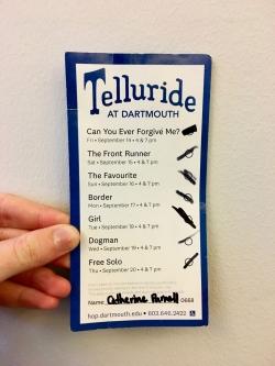 Telluride ticket