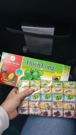 Vietnamese Durian Candy