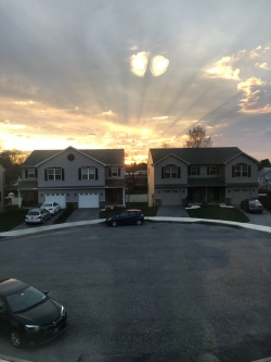 I missed PA Sunsets