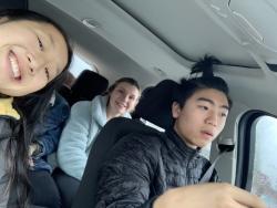 Driving a Zipcar