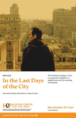 Hop Poster for In the Last Days of the City