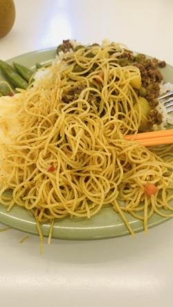 Singaporean Street Noodles