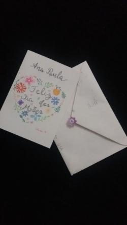 letter outside