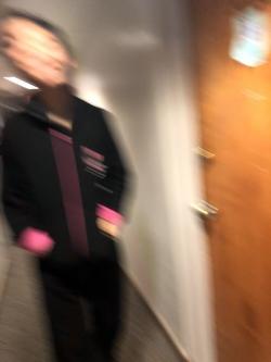 Blurry Onesie Selfie