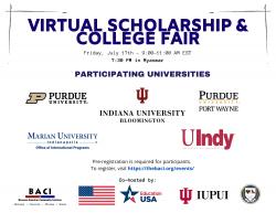 EducationUSA college fair