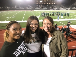Dartmouth Football Game with Friends