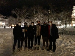 Dartmouth friendships helps with mental health